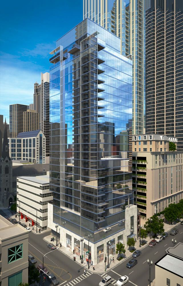 Contractor For River North Tod Ignores Permit Rules